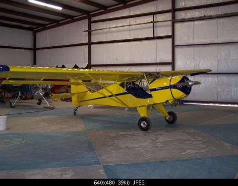 lbushrod's Album: Rotax 582 Jabiru 2200 Retro-fit